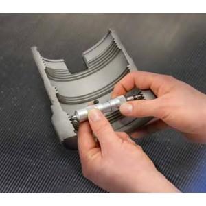 Serie di micrometri per filettature interne